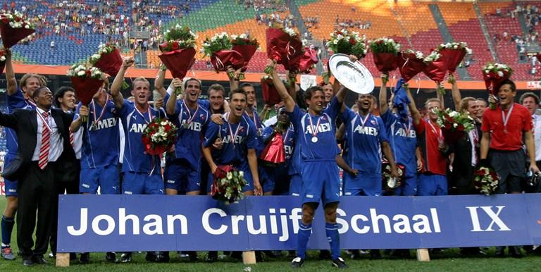 Historie: Eredivisievoetbal sinds 1970
