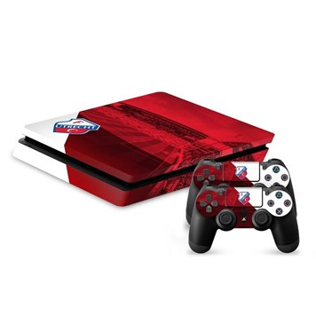 Playstation 4 Slim Console Skin