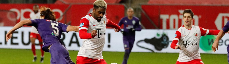 Halve finale play-offs: FC Utrecht - FC Groningen