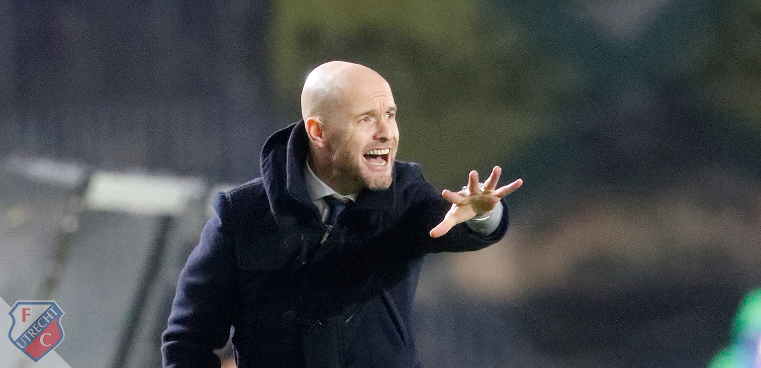 Ten Hag: 'Dit is doodzonde'