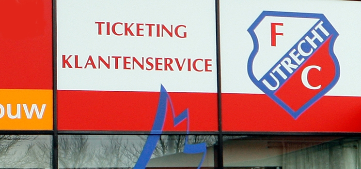 Ticketing geïntegreerd in fanshop