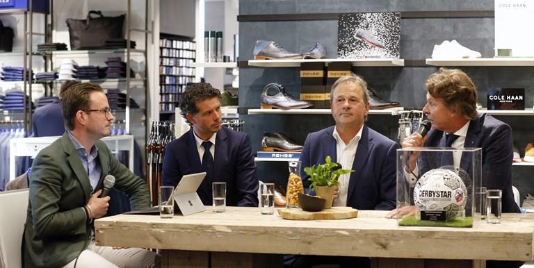 Fc Utrecht Business Te Gast Bij Only For Men Nieuwegein