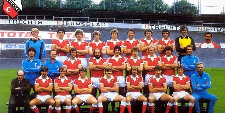 FC Utrecht Historie: Seizoen 1980/1981